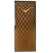 Relógio Parede Retangular Copper  Nextime