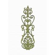 Suporte Parede Para Vasos Arabesco Greenway 54x17x17cm