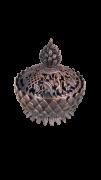 Turíbulo Defumador Incensario Bronze Importado