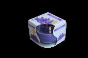 Vela Aromática Perfumada para Ambientes Lavanda