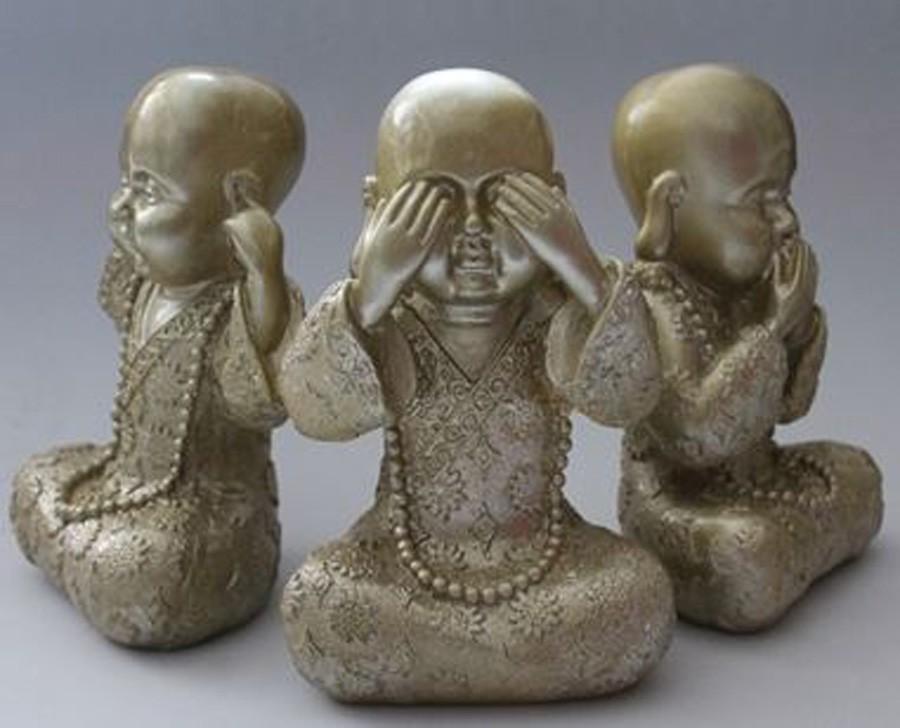 3 Monges Sentados  - Arrivo Mobile