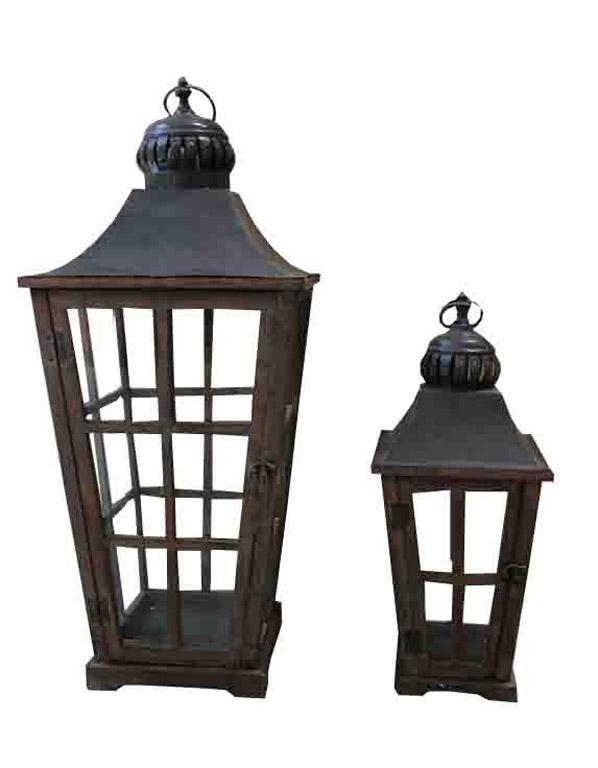 Lanternas De Jardim  - Arrivo Mobile