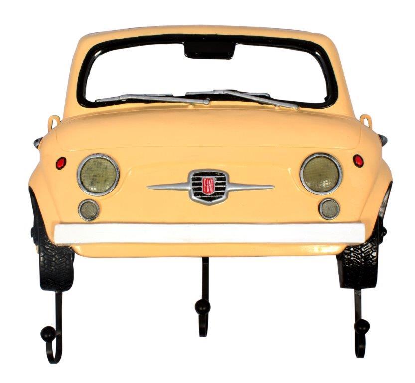 Espelho Frente De Carro Com Ganchos Oldway  - Arrivo Mobile