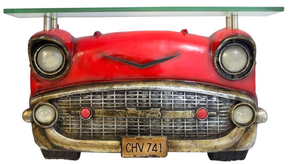Aparador De Parede Frente De Carro Oldway  - Arrivo Mobile