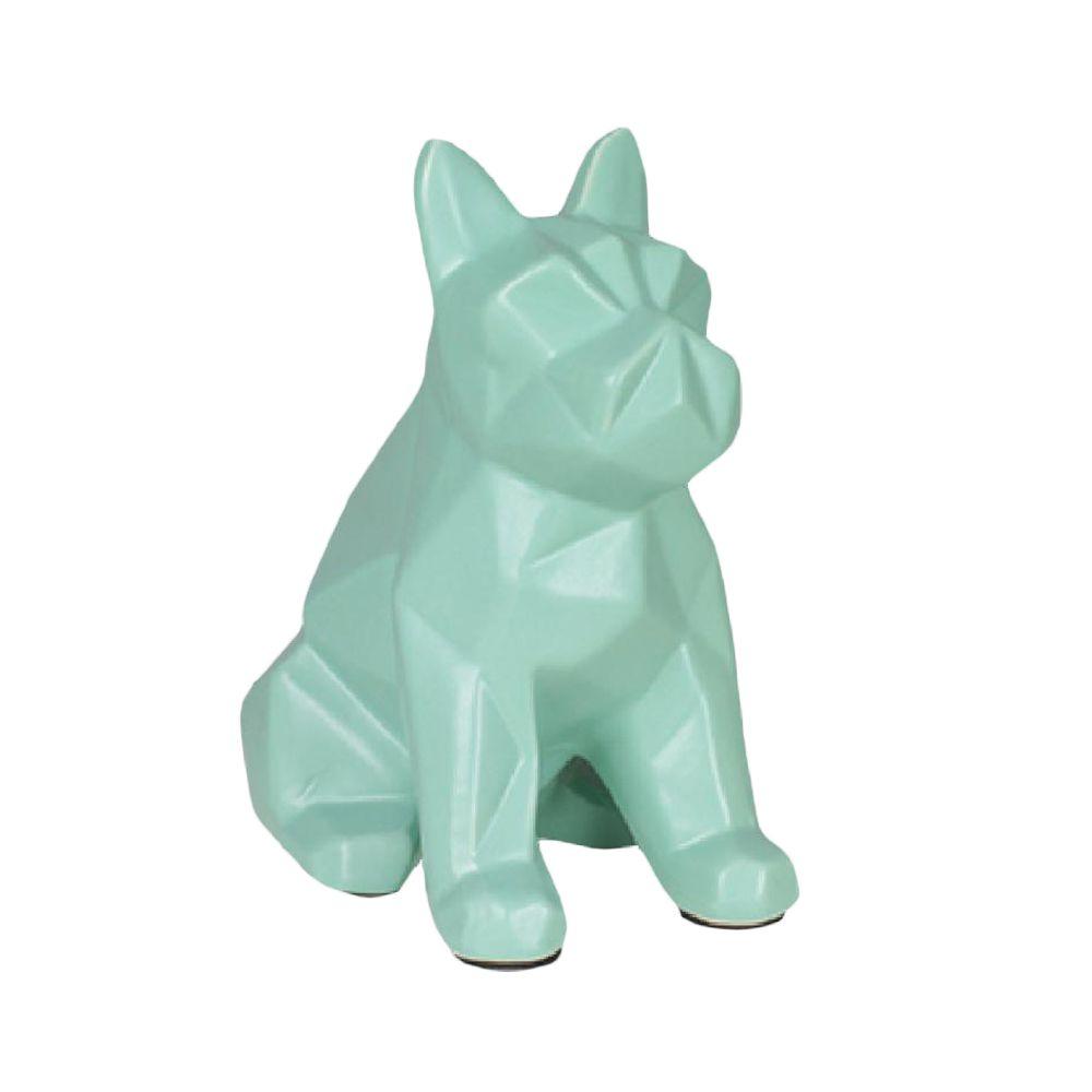Adorno Escultura Cachorro Frederico 18 X 14.5 cm  - Arrivo Mobile