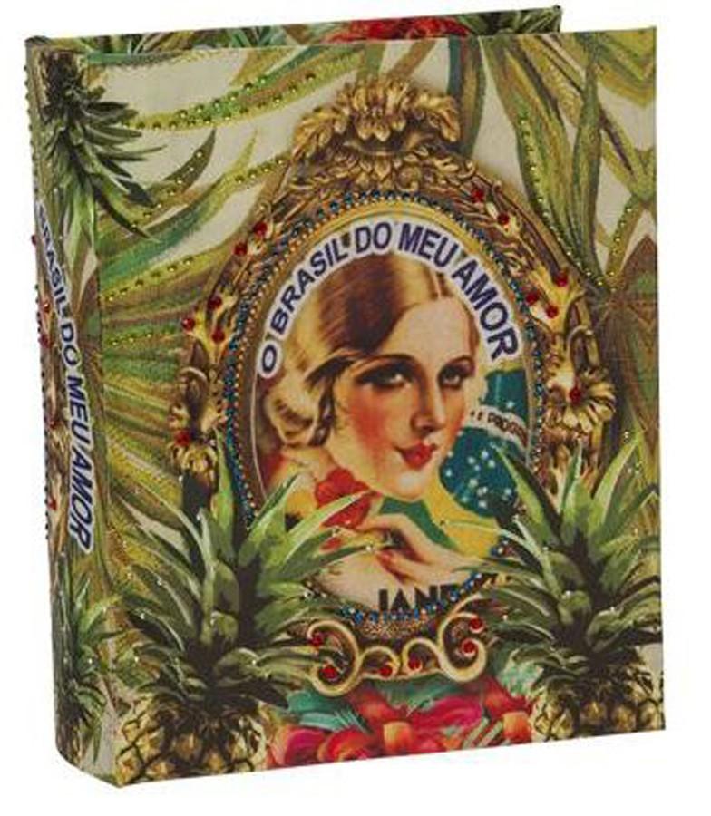 Album Brasil Chic Abacaxi P  - Arrivo Mobile