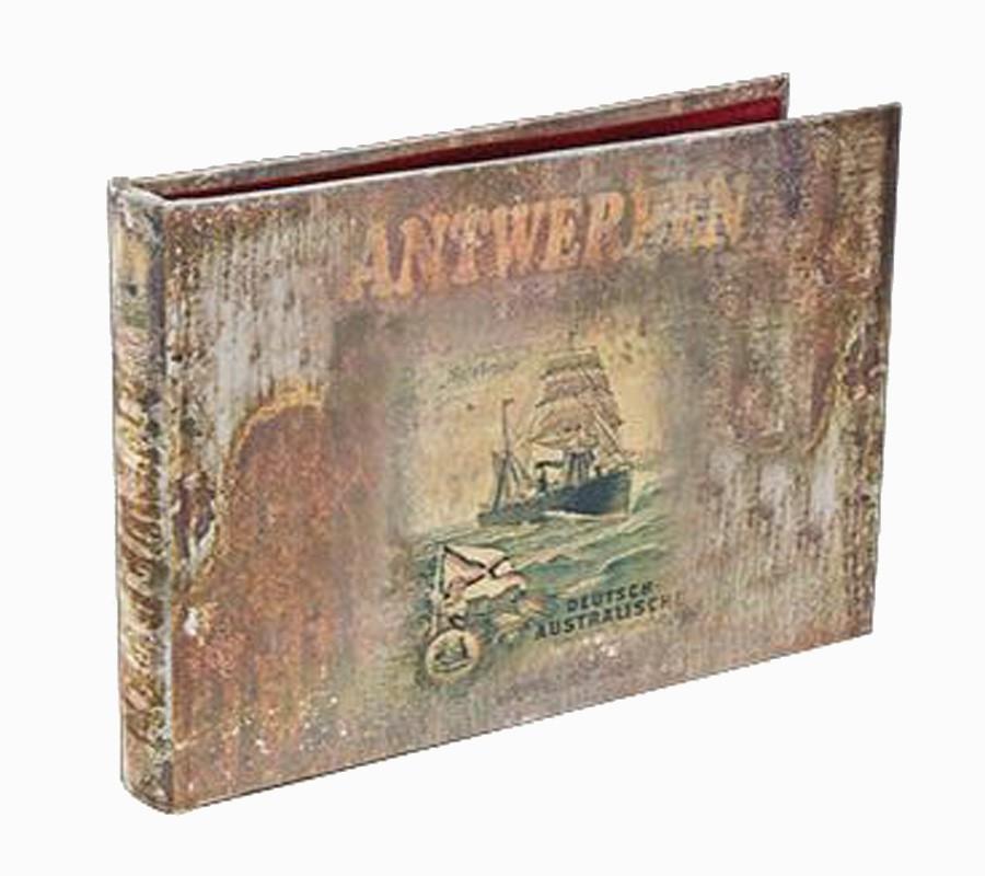 Álbum Fotos Caravela 24 Pg 192 Fotos Oldway 25x36x5cm  - Arrivo Mobile