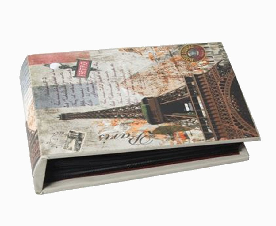 Álbum Paris Torre Eiffel Oldway 12x19x5cm  - Arrivo Mobile