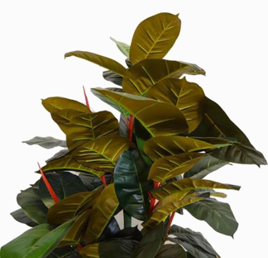 Árvore Artificial Fícus Lirata Sem Vaso Pvc Verde 160cm  - Arrivo Mobile