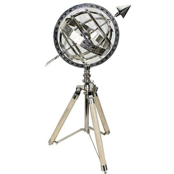 Astrolábio Com Tripé  - Arrivo Mobile