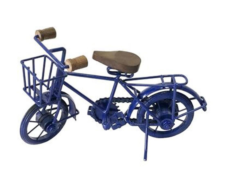 Bicicleta Decorativa Ii Em Metal  - Arrivo Mobile