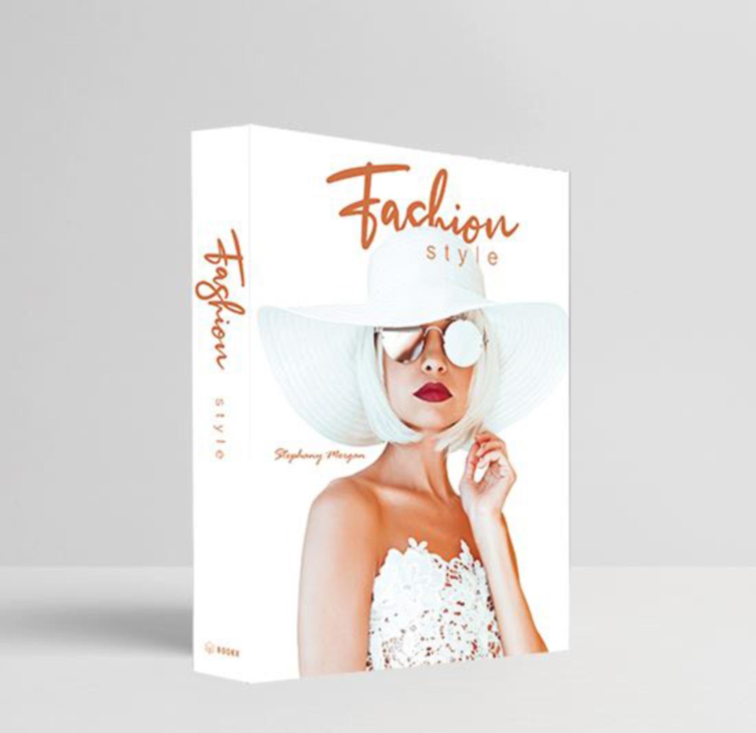 Book Box Fashion Style 36x27x5cm  - Arrivo Mobile