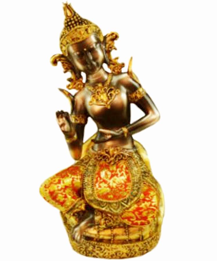 Estatua Imagem de Buda Com Tecido B Importado  - Arrivo Mobile