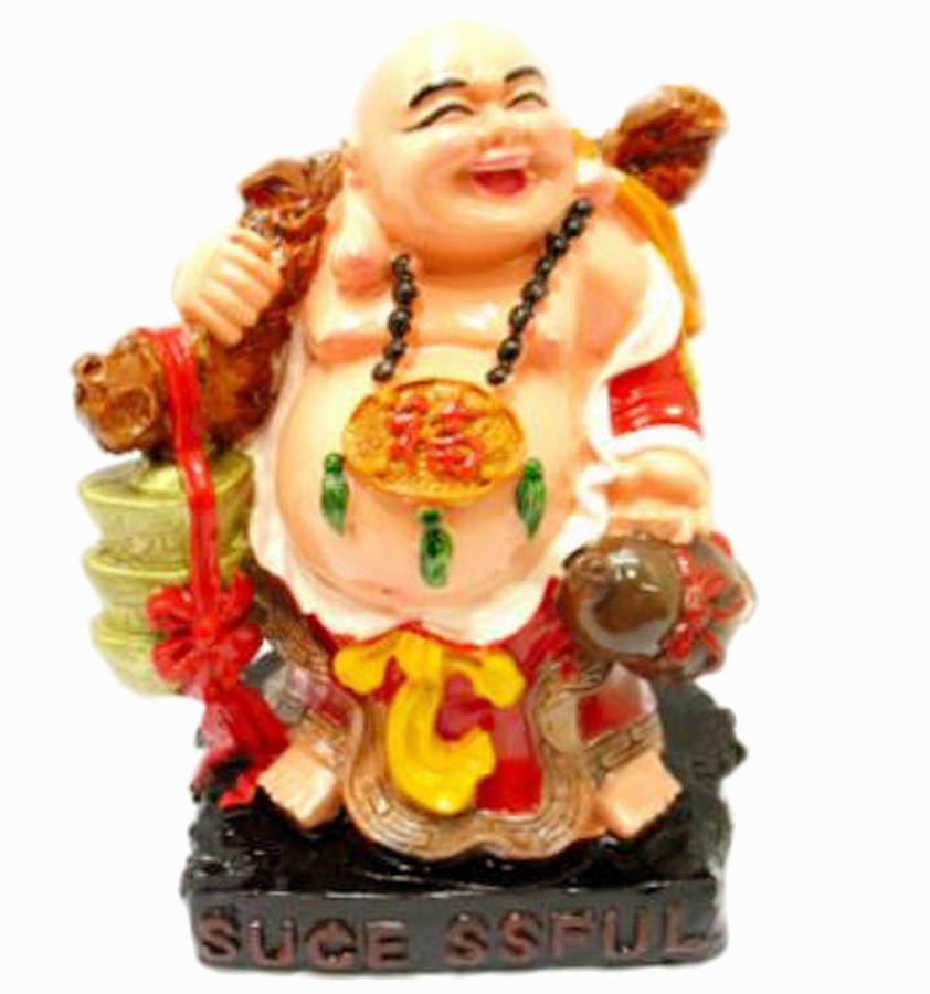 Estatua Imagem de Buda M Mod B Importado  - Arrivo Mobile