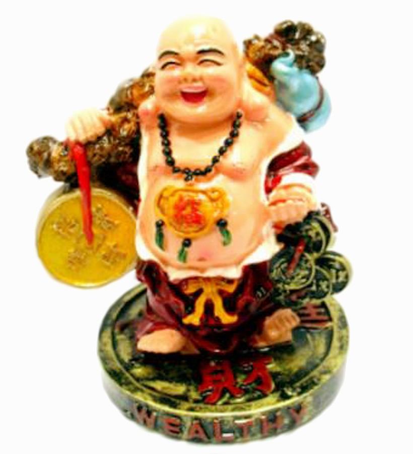 Estatua Imagem de Buda M Mod E Importado  - Arrivo Mobile