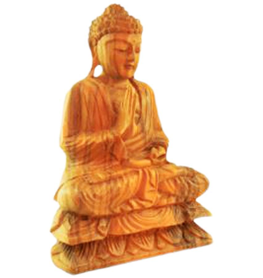 Estatua Imagem de Buda Mad Bali Natural Imp  - Arrivo Mobile