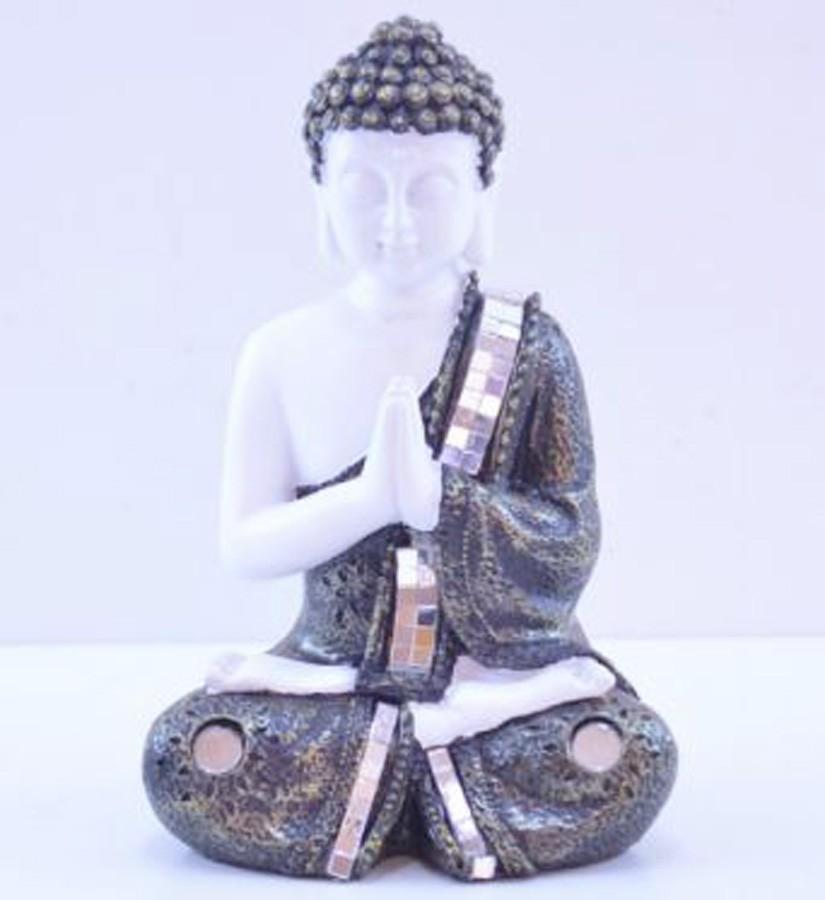 Estatua Imagem de Buda Mod A De Resina Importado  - Arrivo Mobile