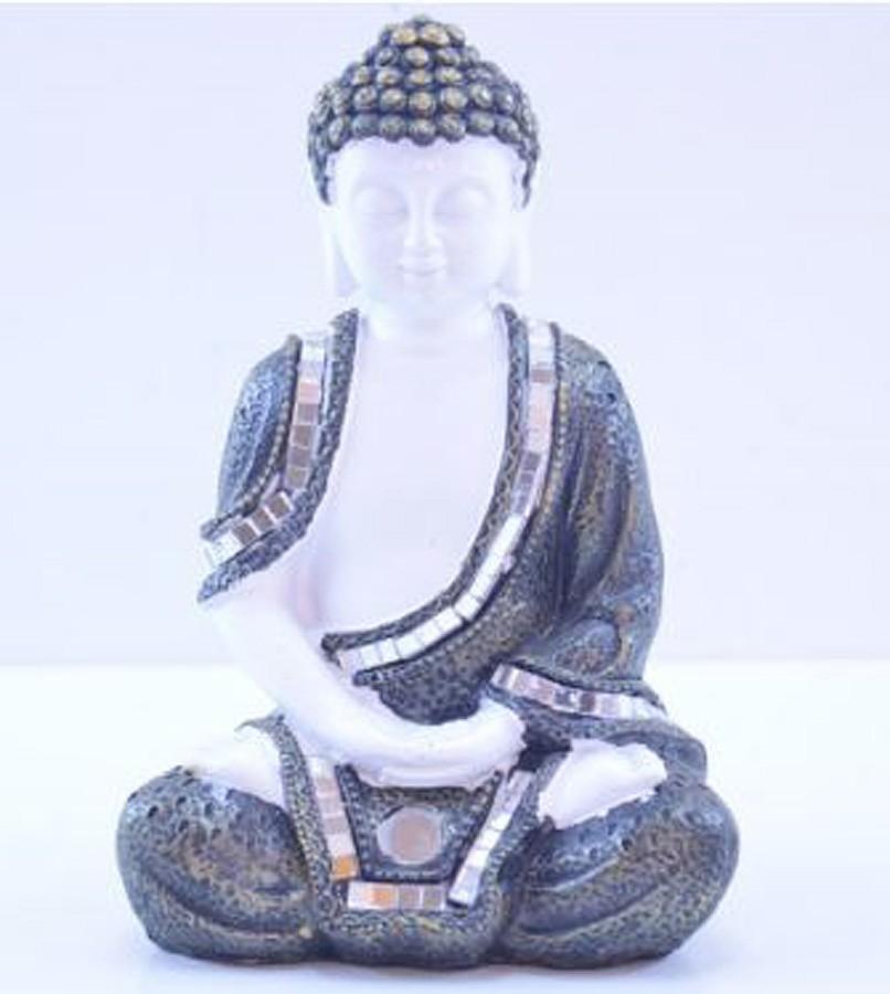 Estatua Imagem de Buda Mod B De Resina Importado  - Arrivo Mobile