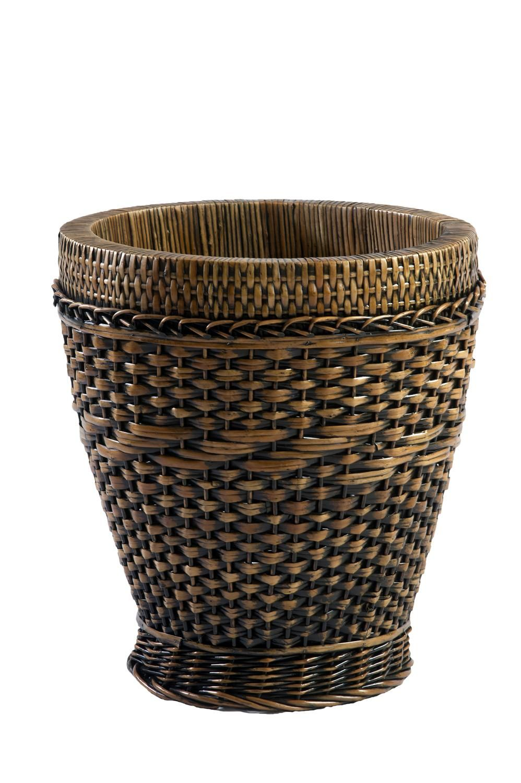 Cachepô Vaso Plantas em Vime Cálice  - Arrivo Mobile