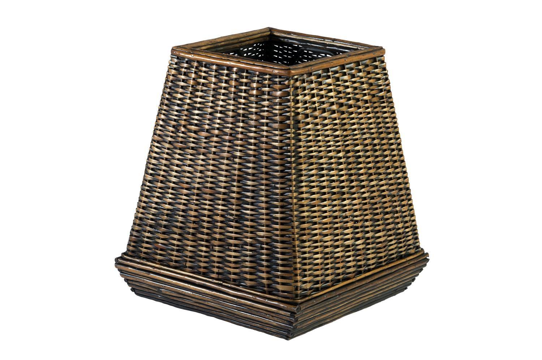 Cachepô para planta em Vime Pirâmide  - Arrivo Mobile