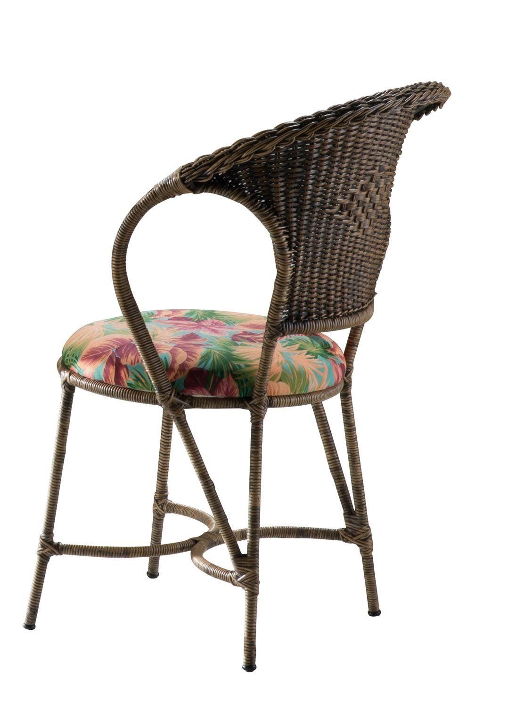 Cadeira Arco Balena Natural  - Arrivo Mobile