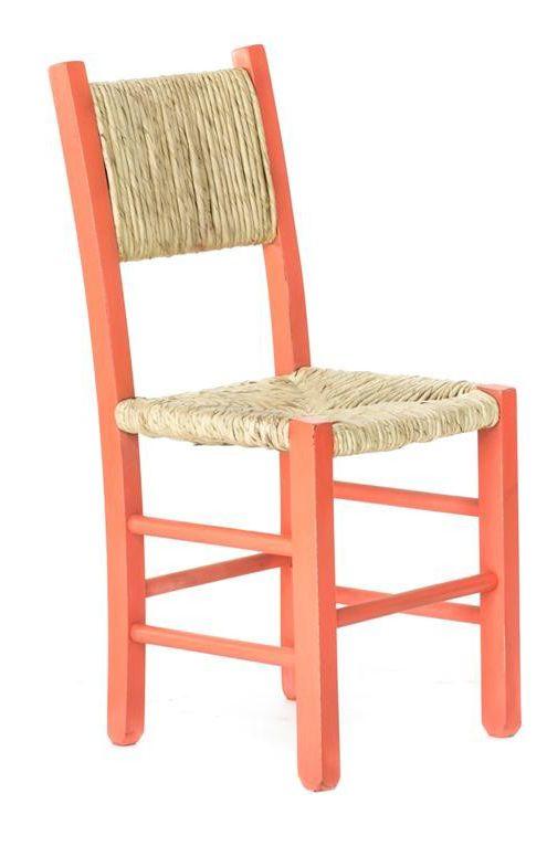 Cadeira Da Nona C/Encosto Trabalhado  - Arrivo Mobile