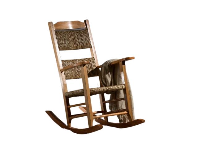 Cadeira De Balanço Da Nona 110x64x126cm  - Arrivo Mobile