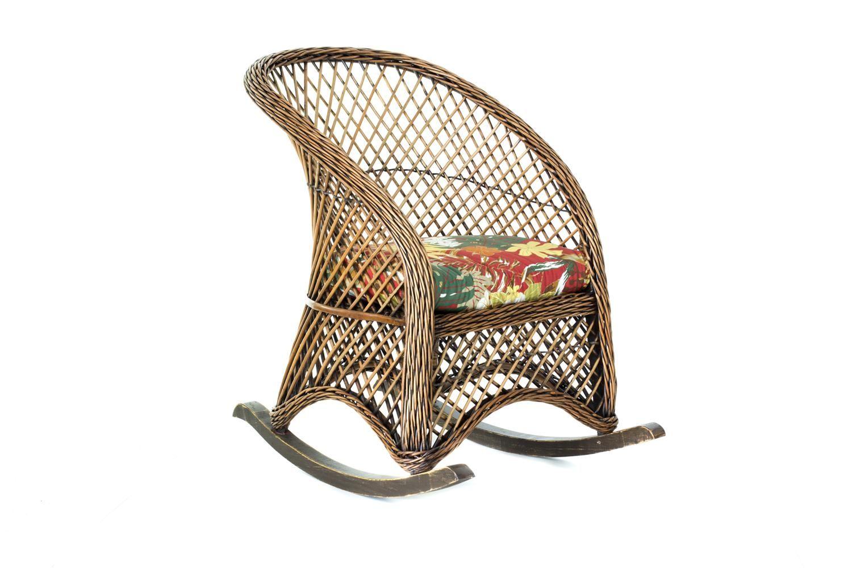 Cadeira Tramada Balanço  - Arrivo Mobile