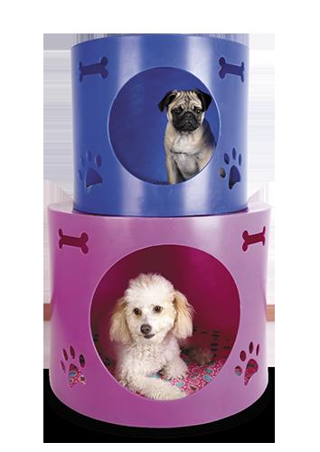 Caminha Toquinha Para Cães E Gatos 40X15  - Arrivo Mobile