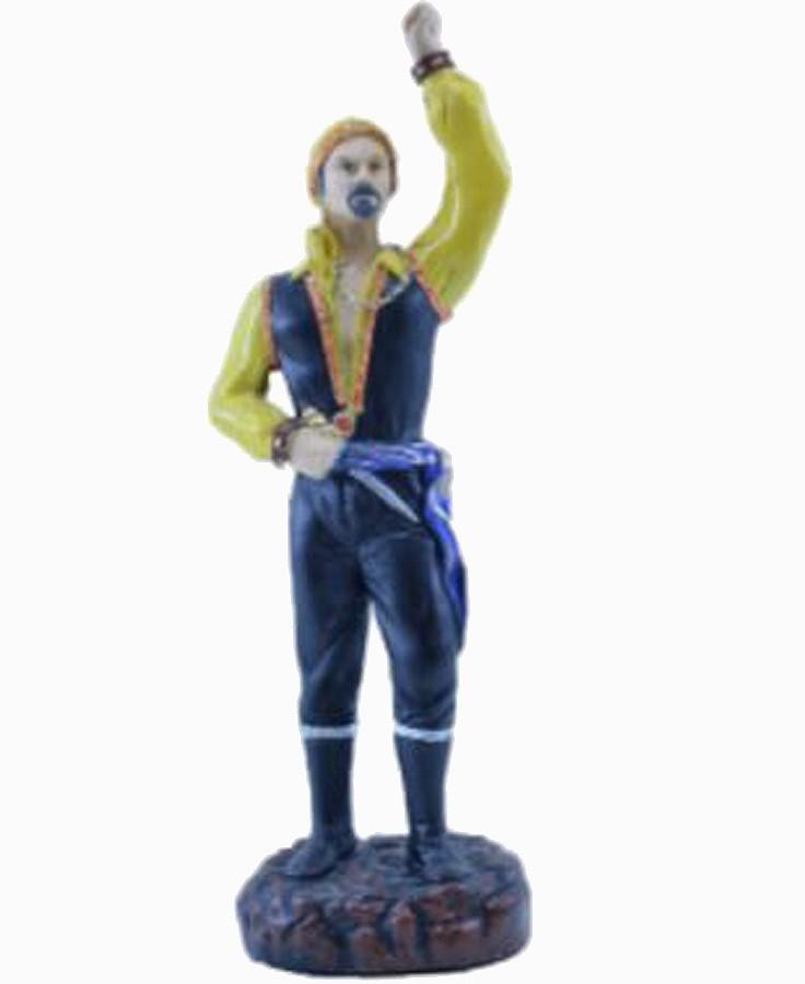 Estatua Imagem de Cigano M Amarelo  - Arrivo Mobile