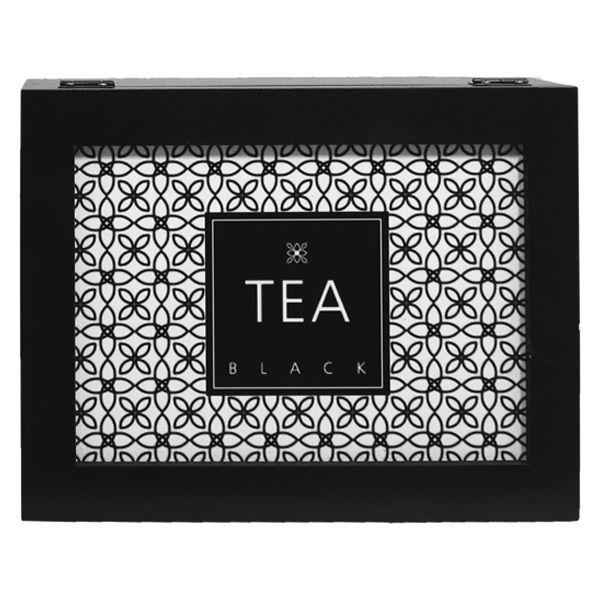 Caixa De Chás Tea Black  - Arrivo Mobile