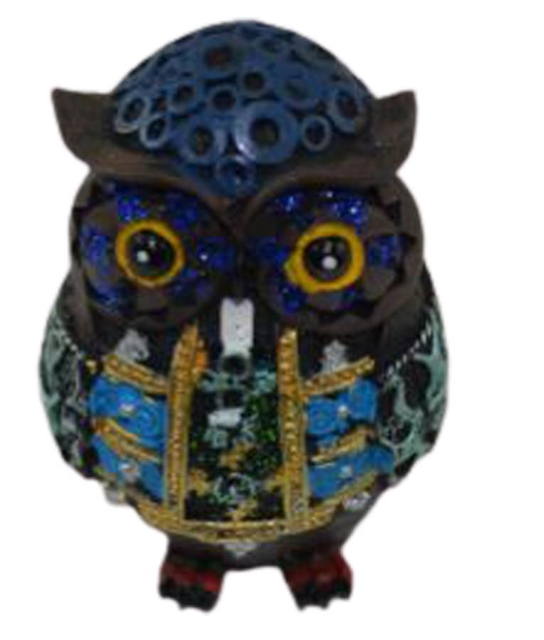 Estatua Imagem de Coruja Azul Imp  - Arrivo Mobile