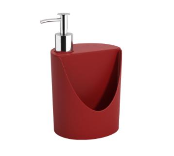 Dispenser Romeu & Julieta Basic Vermelho Bold 600 ml  - Arrivo Mobile