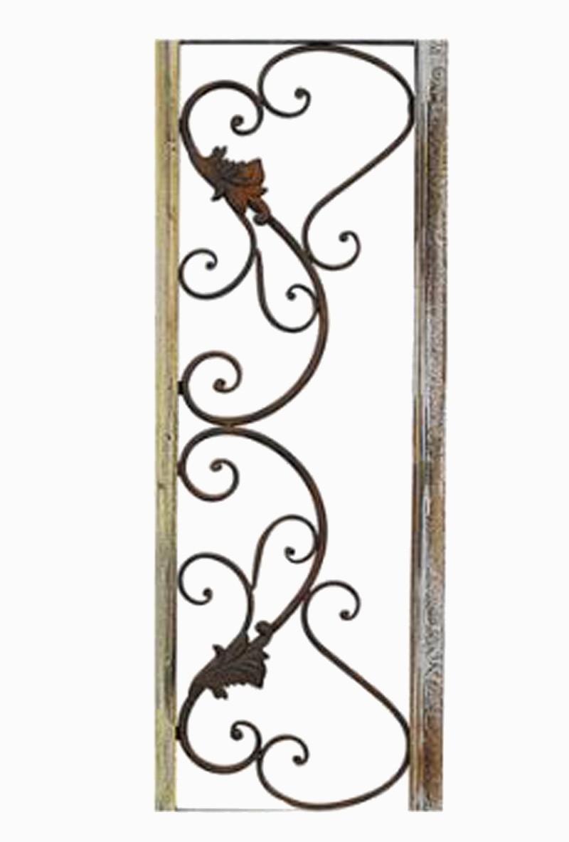 Espelho Arabescos Flores Love 150x90x5cm  - Arrivo Mobile