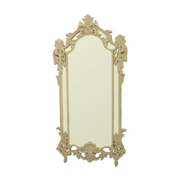 Espelho Com  Moldura  Antique Grey Goldway  178X91X5,5Cm  - Arrivo Mobile