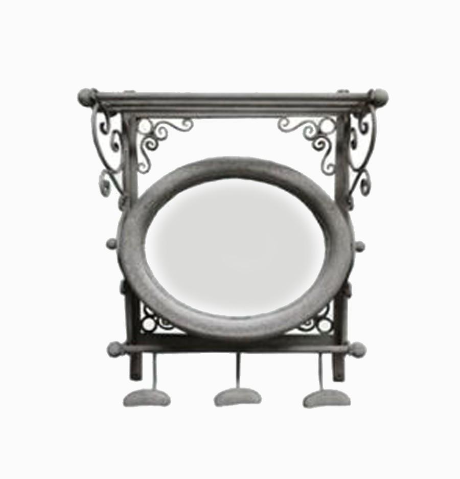 Espelho Movel/Pratel Provencc/Cabideiros Oldway  - Arrivo Mobile