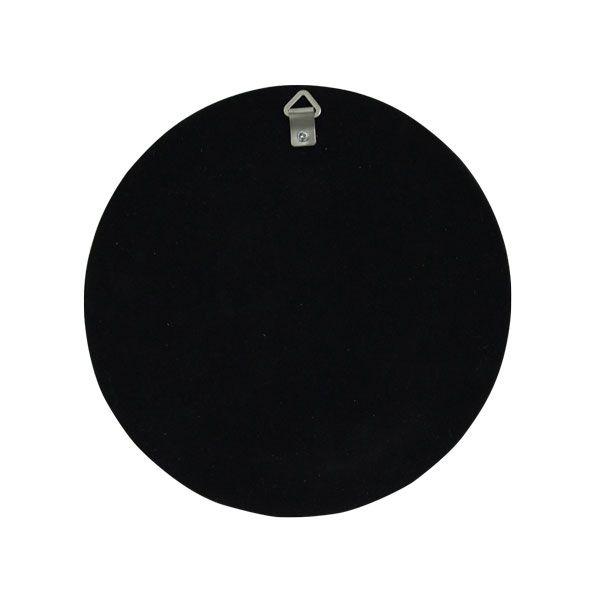 Espelho Redondo Black Goldway  - Arrivo Mobile
