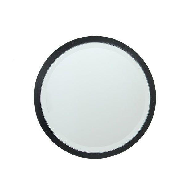Espelho Redondo Mdf Black Goldway  - Arrivo Mobile