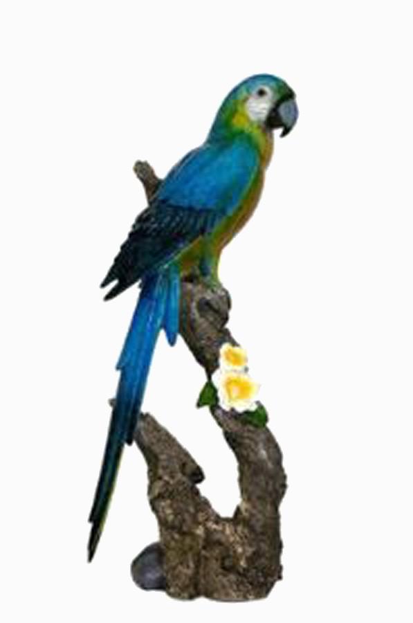 Estatua Arara Azul No Galhotopo  - Arrivo Mobile