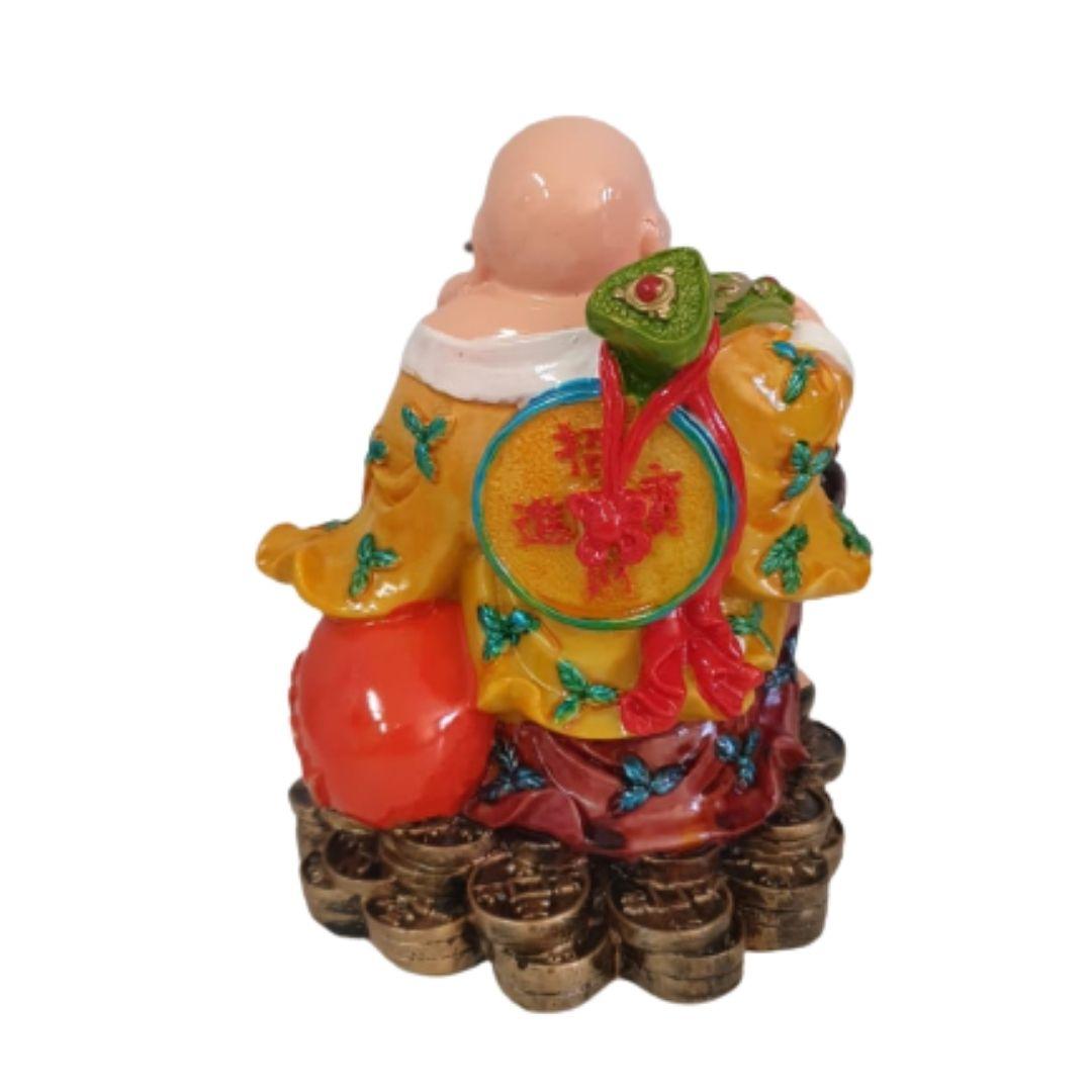 Estatua Imagem de Buda M Mod C Importado  - Arrivo Mobile