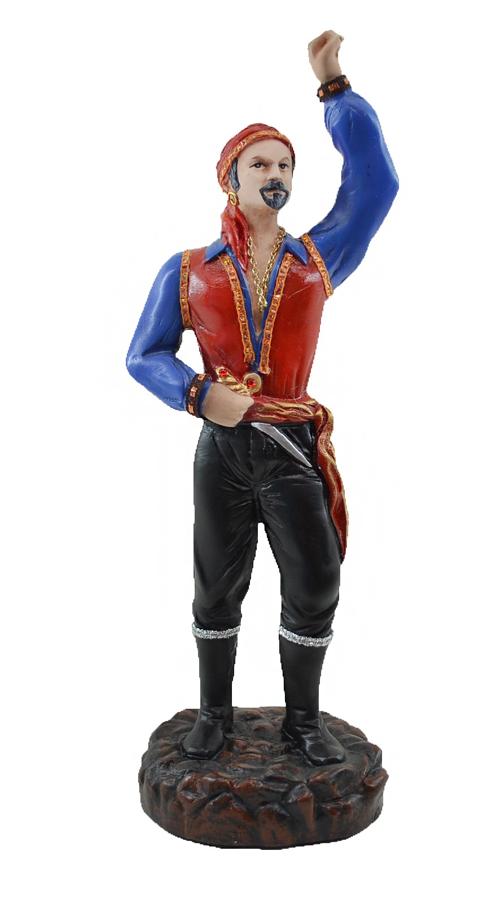 Estatua Imagem de Cigano M Azul  - Arrivo Mobile