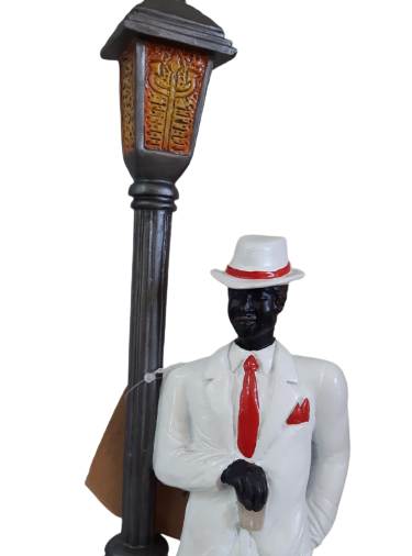 Estatua Imagem de Zé Pilintra P  - Arrivo Mobile