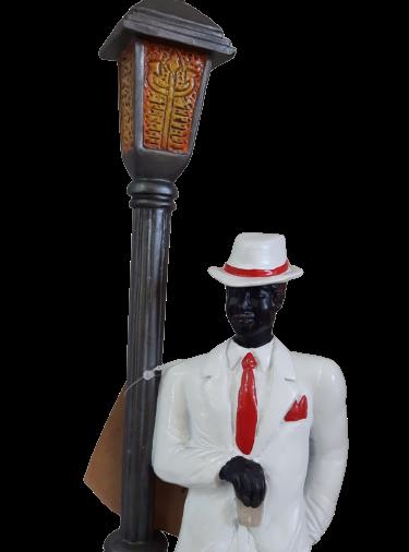 Estatua Imagem Orixá de Zé Pilintra M  - Arrivo Mobile