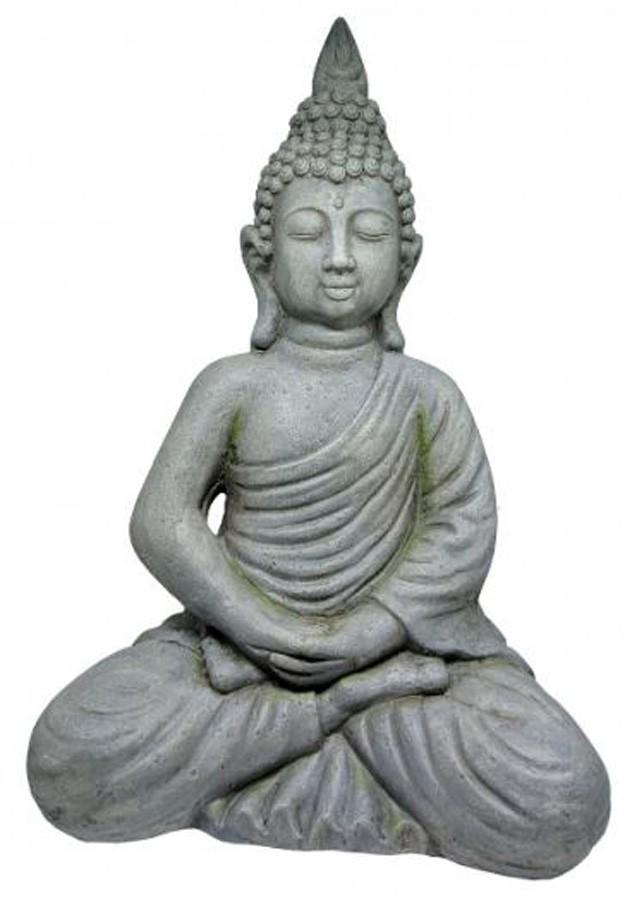 Estatueta Decorativa Buda 51x28x61,5cm  - Arrivo Mobile