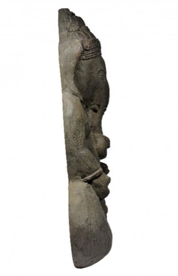 Estatueta Decorativa Buda Ganesha 42.5x11x54cm  - Arrivo Mobile