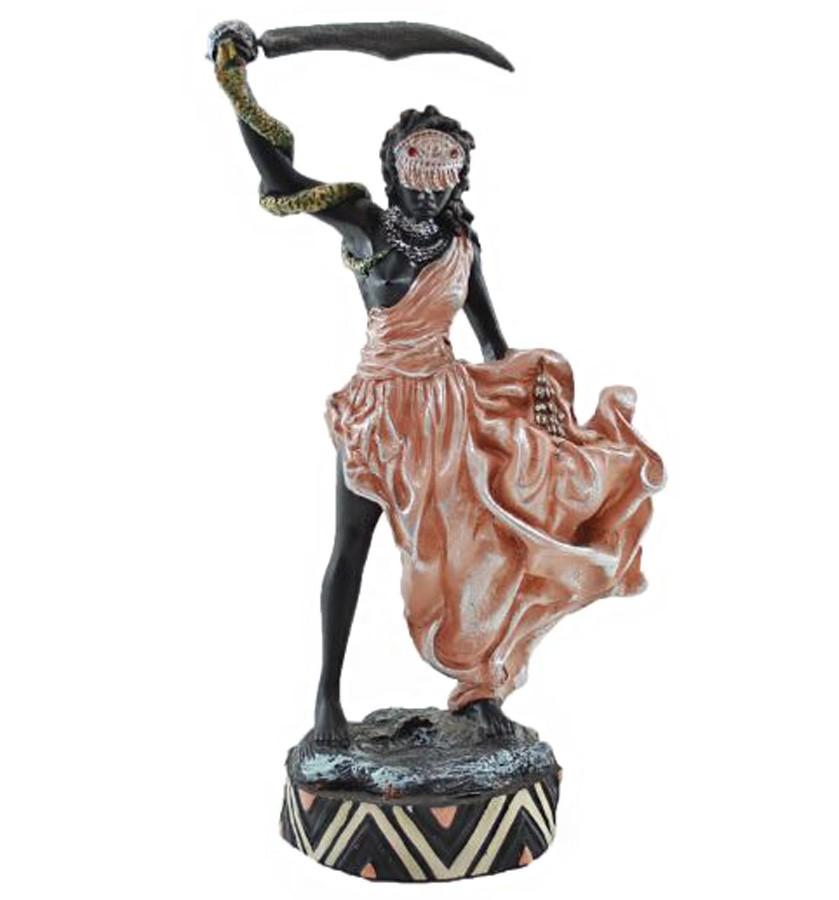 Estatua Imagem de Euá Média  - Arrivo Mobile