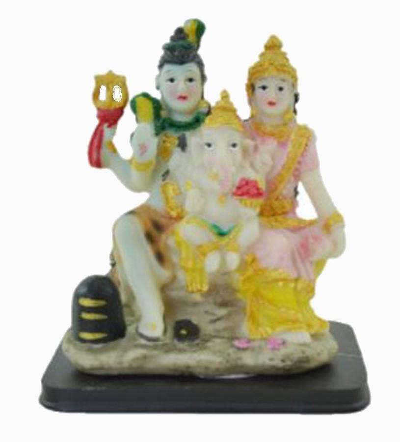 Estatua Imagem de Família Ganesha Importado  - Arrivo Mobile