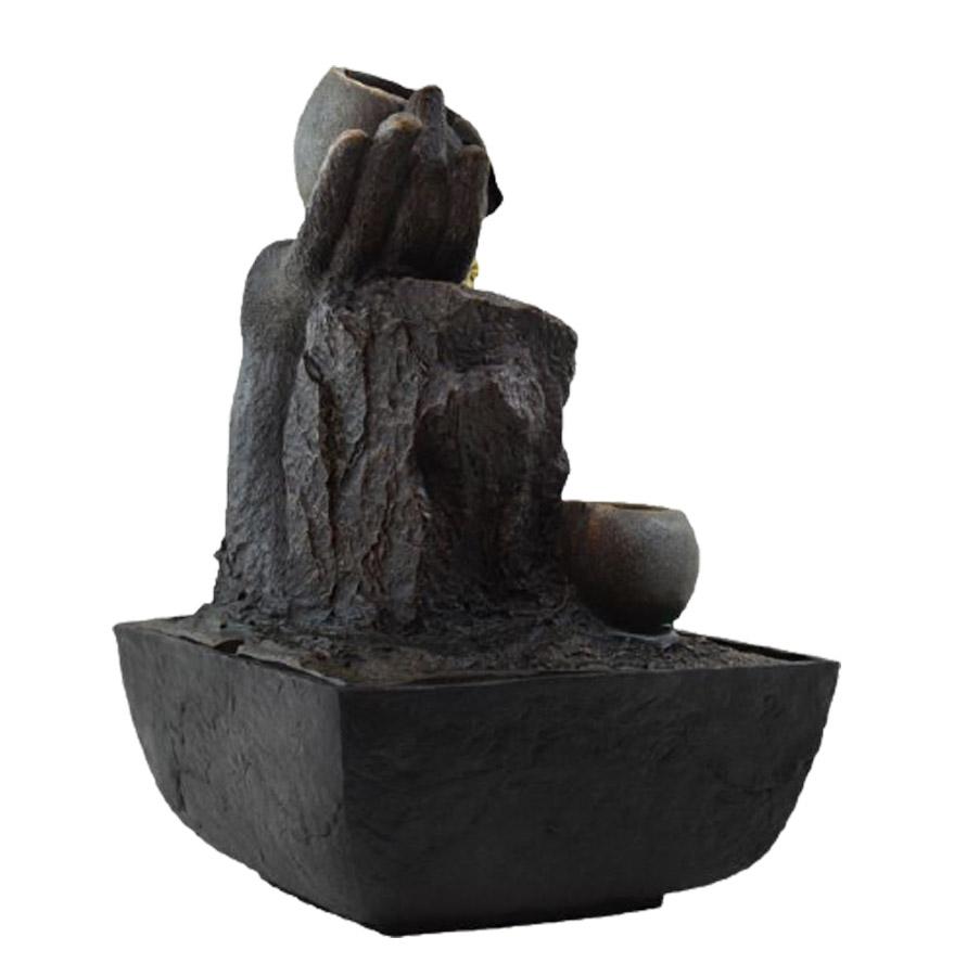 Fonte Zen de Água Buda Meditando  - Arrivo Mobile