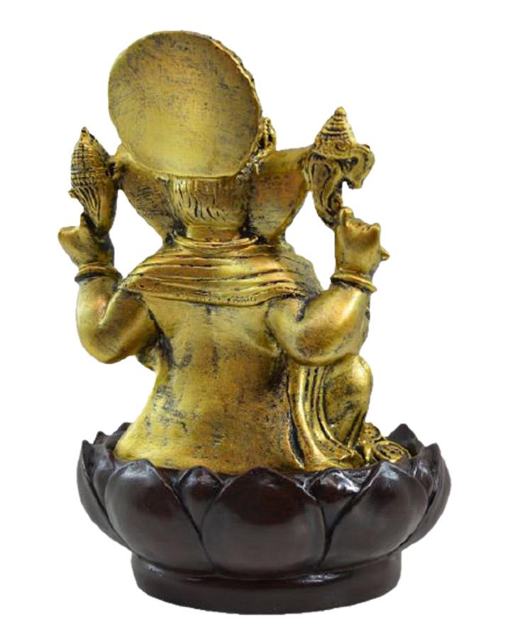 Fonte Zen de Água Ganesha C/ Bola  - Arrivo Mobile