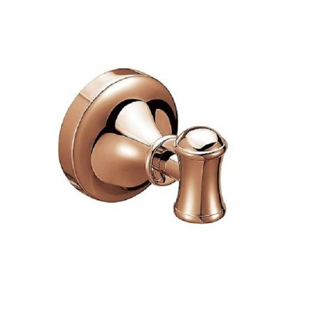 Gancho Simples  Claire Rose Gold  - Arrivo Mobile